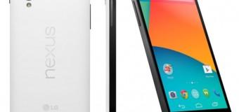 Vuelven a Google Play los Nexus 5