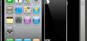 Cambiar altavoz de Iphone 4