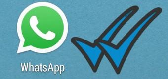 Ya se puede desactivar el 'doble check azul' de WhatsApp